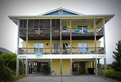 Second Row Topsail Island Vacation Rentals