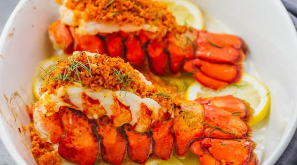 Perfect Lobster Tails recipe | Island Real Estate