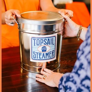bucket from Topsail Steamer | Island Real Estate
