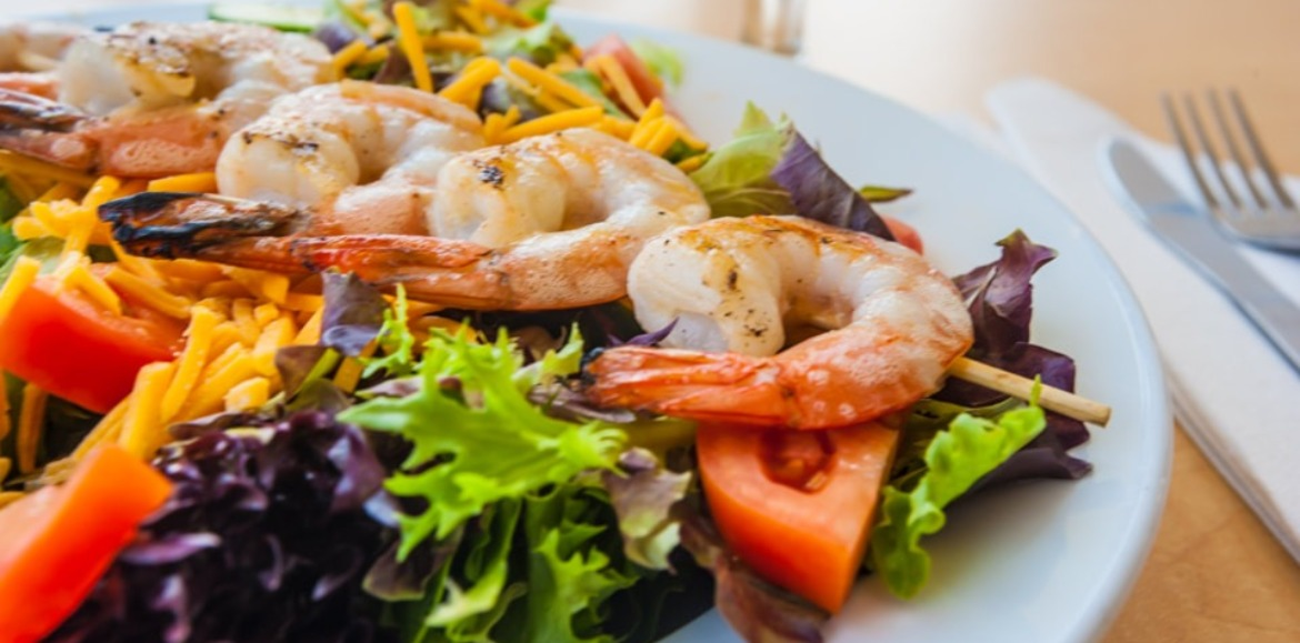 food from Oceans Edge Restaurant | Island Real Estate