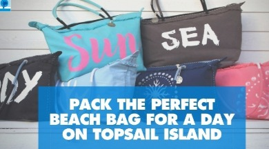 Beach Bag | Island Real Estate