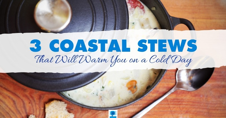 3 Coastal Stews That Will Warm You on a Cold Day