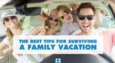 Survive a Family Vacation | Island Real Estate