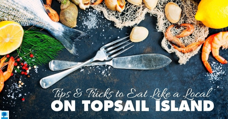 Tips & Tricks to Eat Like a Local on Topsail Island
