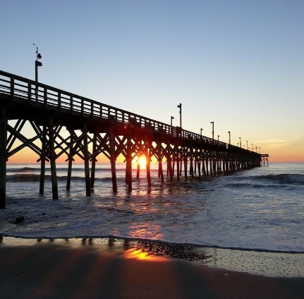 Surf City Pier | Island Real Estate