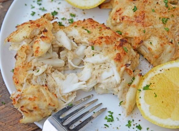 crab cakes | Island Real Estate