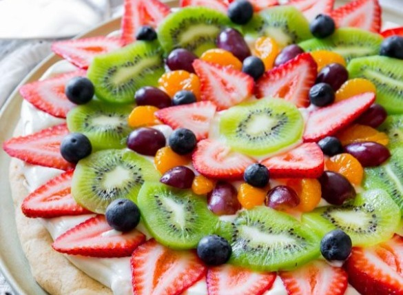 fruit pizza | Island Real Estate