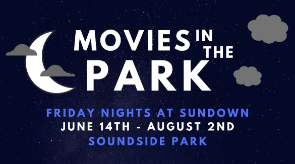 movies in the park logo | Island Real Estate