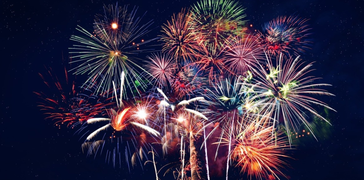 fourth of July fireworks | Island Real Estate