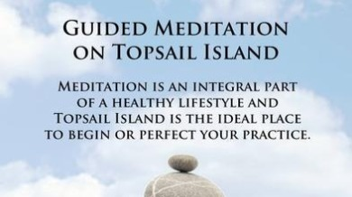 guided meditation promo | Island Real Estate