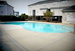 Topsail Island Vacation Rentals with Swimming Pool