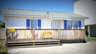 pet-friendly topsail vacation rental home | Island Real Estate